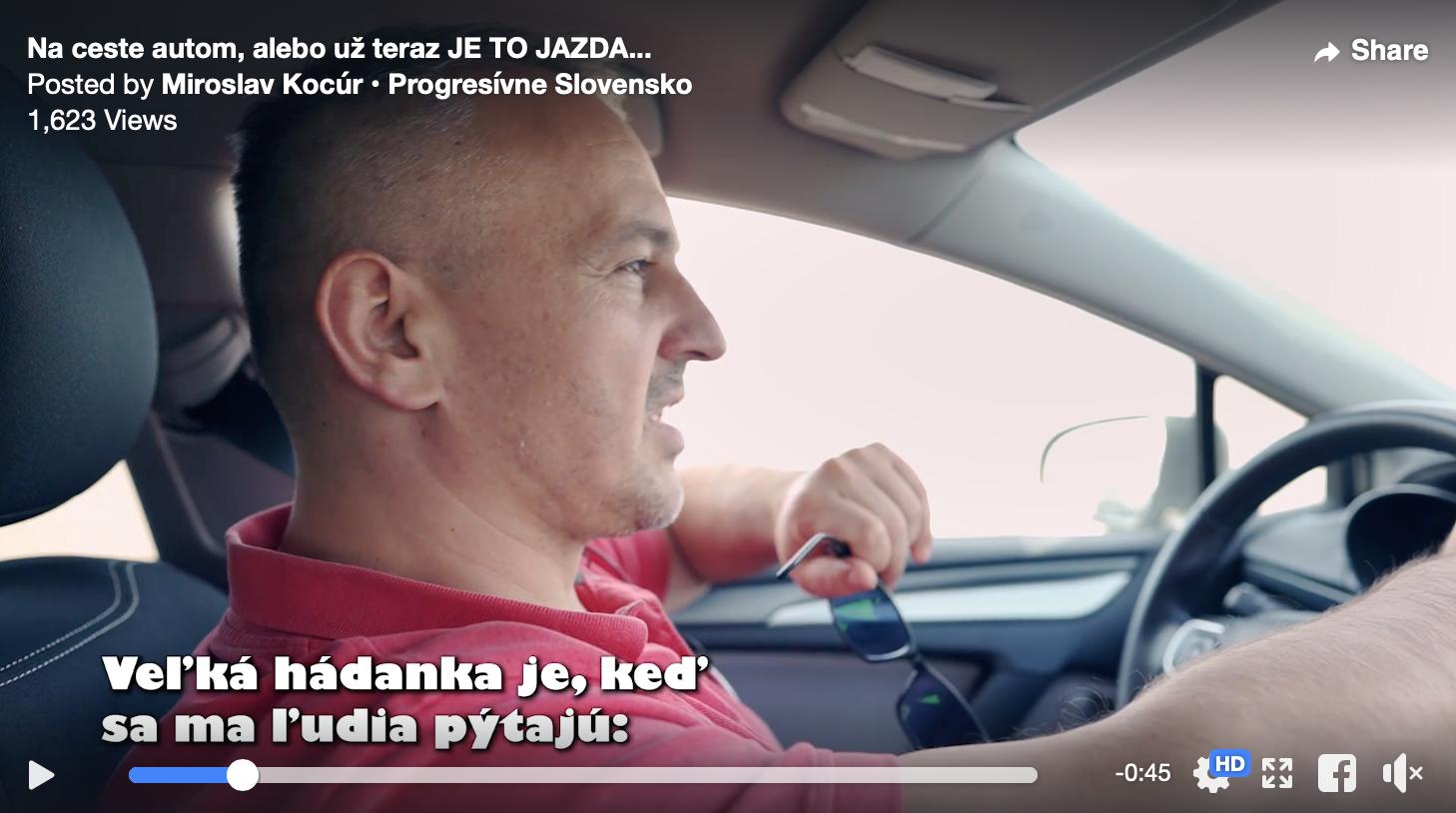 Video: Na ceste